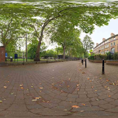 Bethnal Green Entrance HDRI
