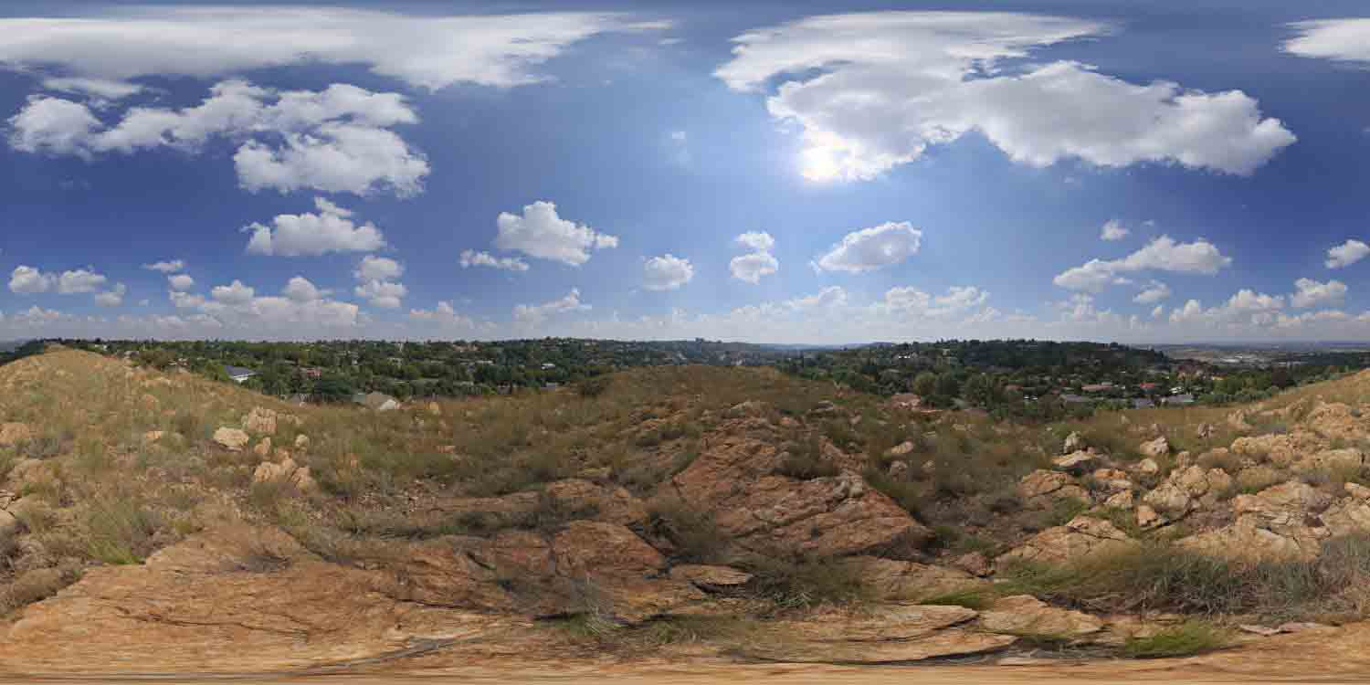 Kloofendal 48d Partly Cloudy HDRI