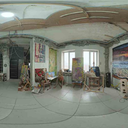 Art Studio HDRI