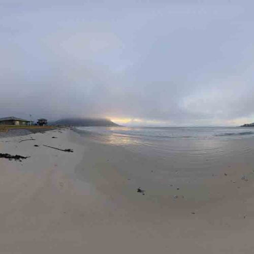 Fish Hoek Beach HDRI