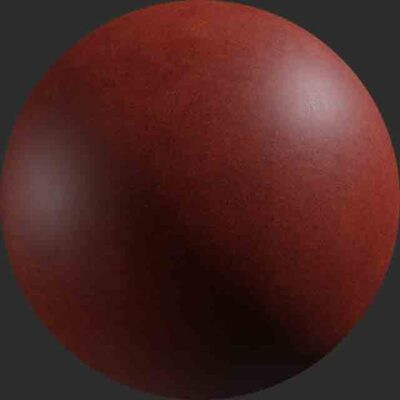 leather red 03 PBR Texture