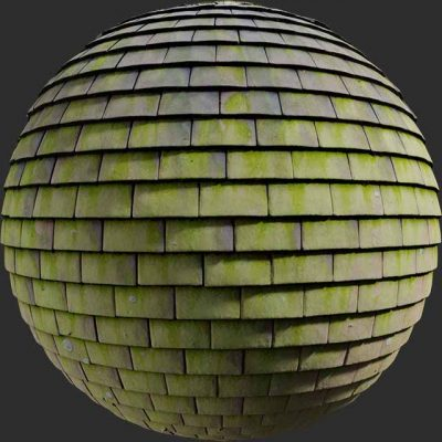 red slate roof tiles_01 pbr texture
