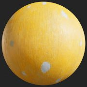 Painted Plaster 005 Pbr Texture