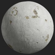 Painted Plaster 015 Pbr Texture