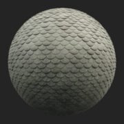 Roofing Tiles 004 pbr texture