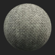 Roofing Tiles 005 pbr texture